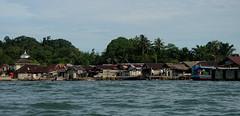 Haloban village (๑۩๑ V ๑۩๑) Tags: ocean sunset sea rural indonesia asia southeastasia village indianocean aceh islan pulau singkil banyak indonézia pulaubanyak