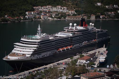 Cunard Queen Victoria ~ 6854
