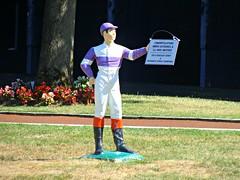 Mario Gutierrez (knightbefore_99) Tags: horse canada art vancouver cheval track bc ride jockey hero local hastings bet racecourse eastvan thoroughbred bcday