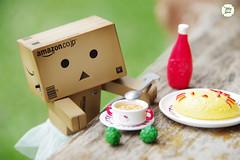 Breakfast (Ylang Garden) Tags: hello breakfast amazon rice kitty rement limit danboard