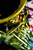   S A X   (Cs.Nemo) Tags: music contrast gold sax saxophone myotherlove