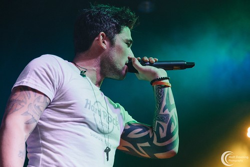 Michael Ray - September 18, 2015 - Hard Rock Hotel & Casino Sioux City
