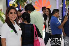 El Huawei P8 deslumbró en Tikal Futura