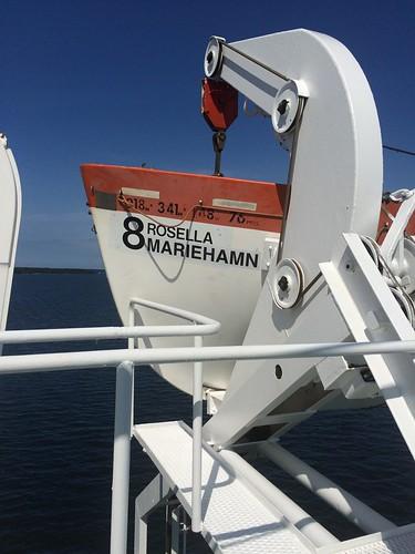 Rosella rescue Boat
