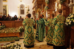 72. The solemn All-Night Vigil / Праздничное вечернее богослужение