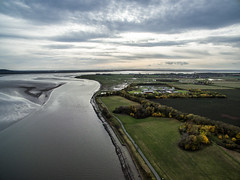 Pickerings Pasture Hale Bank-21 (sammys gallery) Tags: aerial hale mersey merseyside widnes runcornbridge pickeringspasture dronecamera