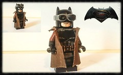 Dawn of Justice-Knightmare Batman(Desert Batman) (I P R I M E I) Tags: lego batman custom moc nycc dawnofjustice batfleck batmanvsuperman