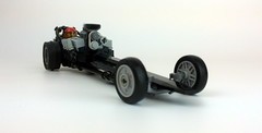 Top Fuel dragsters - 1968 (timhenderson73) Tags: race drag rat lego engine rail front racing swamp don 1960s custom fuel rop dragster garlits