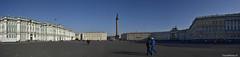 20151021 Paleisplein met de Alexander Zuil (Travel4Two) Tags: rusland c3 sanktpeterburg sintpetersburg s0 5000k adl4