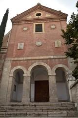 Entrada de los Trinitarios (vcastelo) Tags: madrid españa spain mayor escalera colegio universidad henares alcala uah trinitarios