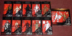Hasbro - 6 Inch Black Series (Darth Ray) Tags: 2 6 black star 1 inch force with wave target series wars exclusive hasbro tru the awakens