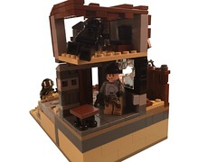 Operation Exterminator - 2 (Dyroth) Tags: lego scene minifig diorama minifigure customlego brickarms legomilitary legodiorama legowar dreth minifigcat legoblackops