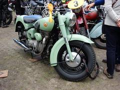 SUNBEAM S7 (bcbvisser13) Tags: sunbeam 1953 sunbeams7 motorfiets motorrad moto motorbike oldtimer motor