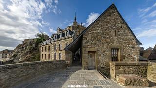 ( 360º interactiva ) Mont St.Michel_Mirador
