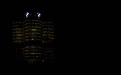 BMW Headquarters (Abay Canaltay) Tags: auto blue trees wallpaper white black tree tower cars window car yellow architecture night work canon germany dark munich mnchen bayern deutschland bavaria lights evening abend licht ast branch view nacht background fenster 4 working gelb cylinder bmw works architektur motor autos blau beamer aussicht turm job ste arbeit bume baum schwarz dunkel lichter beemer araba sicht hintergrund bimmer kule zylinder weis aksam pencere