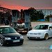 "MK4 & Polo 6N2 • <a style=""font-size:0.8em;"" href=""http://www.flickr.com/photos/54523206@N03/23037127530/"" target=""_blank"">View on Flickr</a>"