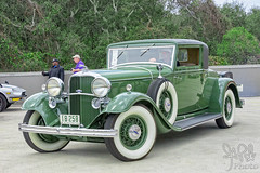 1932 Lincoln KB Coupe by Judkins at Amelia Island 2015 (gswetsky) Tags: classic island antique lincoln amelia concours kb ccca delegance judkins