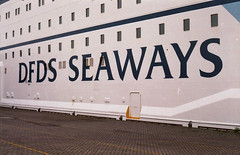 Great Brittain  2002 (Steenvoorde Leen - 3.3 ml views) Tags: 2002 mini gb holliday ferrie schotland dfds greatbrittain seaways setonsands