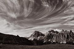 Trentino Alto Adige, Italy (Saramanzinali) Tags: panorama montagne estate montagna paesaggio dolomiti altoadige cime camminare dallalto