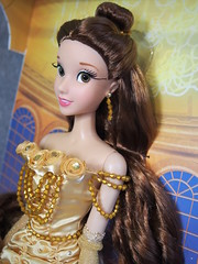 "Disney LE Belle 17"" (sh0pi) Tags: beauty inch doll princess disney le belle beast 17 5000 limited edition disneystore puppe"