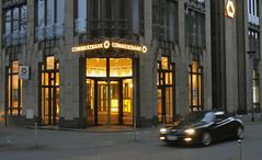 Commerzbank (borntobewild1946) Tags: nrw nordrheinwestfalen rheinland mnchengladbach commerzbank niederrhein moenchengladbach bismarckplatz copyrightbyberndloosborntobewild1946