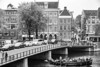 Amsterdam in black and white (George Pachantouris) Tags: amsterdam holland netherlands canals herengracht keizersgracht bicycle canal selfie photo