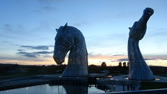Video link available in description (Scotland Through The Camera) Tags: kelpies falkirk grangemouth thekelpies scottish scotland lovescotland tourscotland