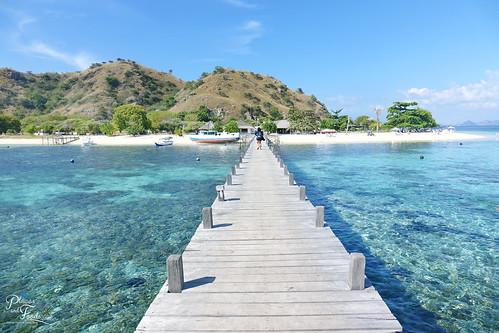 kanawa island wooden platform