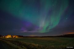 Aurora over Lovanger - Lovanger, Sweden.jpg (SWTRIPS) Tags: long exposure night photography e4 lovanger sweden roadtrip aurora scandinavia swtrips longexposure nightphotography