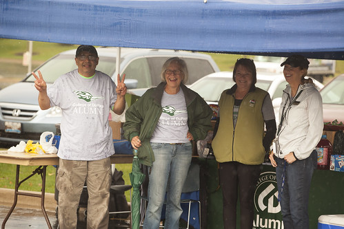 Rainy Weather Doesn't Dampen Spirit at College of DuPage Homecoming 2016 6