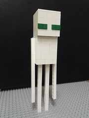 Enderman (original) (michael1993xxxxxx) Tags: lego minecraft