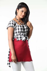 South Actress Deepika Das Hot In Modern Dress Photos Set-4