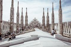 Duomo di Milano (Laszlo Horvath 1M+ views tx :)) Tags: nikond7100 sigma1835mmf18art milano dom duomo church top