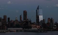 Sunset on west Manhattan_4766-2 détail (ixus960) Tags: nyc newyork america usa manhattan city mégapole amérique amériquedunord ville architecture buildings nowyorc bigapple