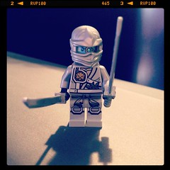 Ninjago with swords (Gianluca Ermanno (aka Vygotskij 30.000)) Tags: instagramapp square squareformat iphoneography uploaded:by=instagram nashville iphone lego toys giochi giocattoli minifigures