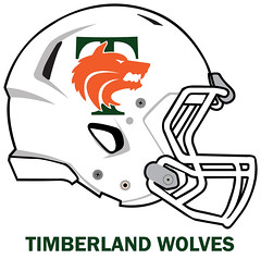 Timberland (andycumbee19) Tags: timberland wolves helmet