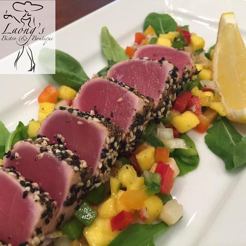 Laong's Tuna Paradise  #jomtien #jomtienbeach #laongs #bistro #pattaya #อาหารไทย #fusionfood