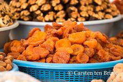Apricots (10b travelling) Tags: 10btravelling 2015 asia asien bukhara buxoro carstentenbrink centralasia dekhon iptcbasic islam kolkhoz markazi silkroad sovietunion ussr uzbek uzbekistan apricot bazaar bazar city dried fruit holy tenbrink thestans