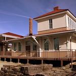 Johnny Cash's personal train station - Amqui, TN thumbnail