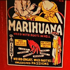 USA 2016  Portland Museum of Art  Marihuana, weed with roots in hell (Michiel2005) Tags: picture marihuana foto photo pma portlandmuseumofart portland oregon or usa unitedstatesofamerica unitedstates verenigdestatenvanamerika verenigdestaten america amerika