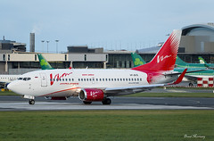 VIM Airlines 737-500 VP-BVS (birrlad) Tags: dublin dub international airport ireland aircraft aviation airplane airline airplanes airliner airlines airways taxi taxiway takeoff departure departing runway boeing b737 b735 737 737500 737524 vim vpbvs movair nn9916 moscow domodedovo