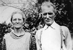 Ida Jane Kreamer and Frank Barnbrook