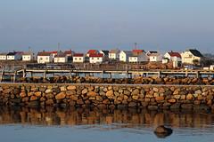 Saltholmen (Ib Aarmo) Tags: saltholmen rde norway coast sea fishermens huts outdoor pier quay