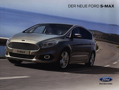 Ford S-Max, der neue; 2015_1 (World Travel Library) Tags: ford smax 2015 moving car brochures sales literature auto worldcars world travel library center worldtravellib automobil papers prospekt catalogue katalog vehicle transport wheels makes models model automobile automotive cars motor motoring drive wagen fahrzeug photos photo photography picture image collectible collectors collection sammlung recueil collezione assortimento coleccin ads online gallery galeria   frontcover broschyr esite catlogo folheto folleto   ti liu bror documents
