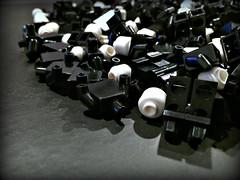 Ready for the Printer! (Silent Shane) Tags: custom lego superheroes the geneticist tss minifigures