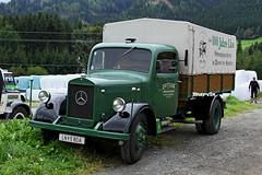 MERCEDES Diesel (marvin 345) Tags: mercedesdiesel mercedes mercedestruck diealtenbrummiskommen austria truck trucks germantruck camion autocarro vintage truckvintage oldtimer