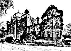 India - Uttar Pradesh - Agra - Taj Mahal - 3ec (asienman) Tags: india uttarpradesh agra tajmahal asienmanphotography asienmanphotoart unescoworldheritagesite mughalarchitecture muslimart
