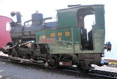 Brienz Rothorn Bahn, Switzerland - Loco. No. 6 built by SLM in 1933 stands at the Summit on the 13th September 2016 (trained_4_life) Tags: brb brienzrothornbahn switzerland berneroberland berneseoberland steamrackrailway