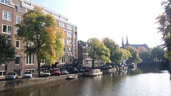 Amsterdam, Prinsengracht bij de Leliegracht in herfstkleuren (pdp.osdorp) Tags: amsterdam prinsengracht water gracht herfst