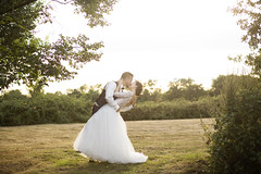 J et F (Liza Lallinec) Tags: wedding bisous amour bisou mariage extrieur